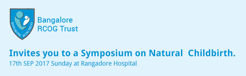 Symposium on Natural  Childbirth